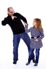 Familie - Geschwister - Kleinkinder - Erwachsener - 014
