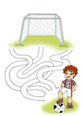 gioco 5, il calcio