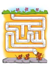 gioco 6, i topi
