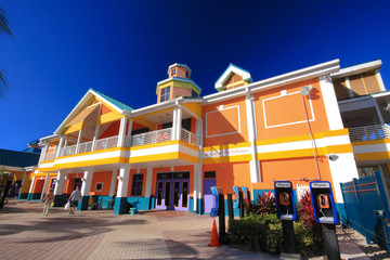 bahamas pier