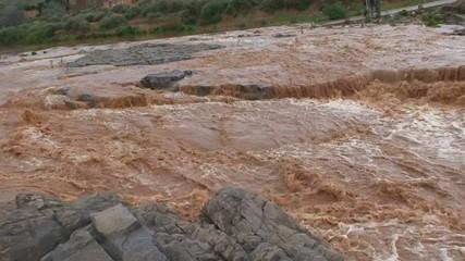 Cauce río Marruecos