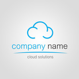 Cloud solutions - company logo