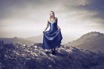 Wandering princess