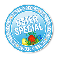 Sticker - Oster Special (III)