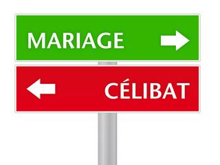 mariage ou célibat