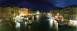 Venice - panoramic view from Rialto bridge