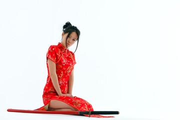 Guerrera asiatica