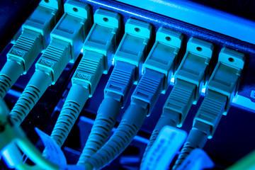 optic fiber hub