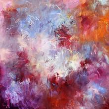 pinturas al óleo sobre lienzo