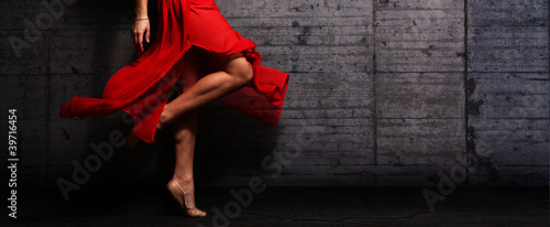 Red Dress - 39716454