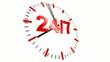 24/7 service - loop