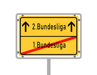 Bundesliga abstieg