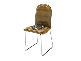 pin chair