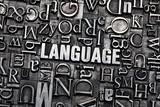 Fototapety language