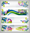 colorful banner / vector design templates