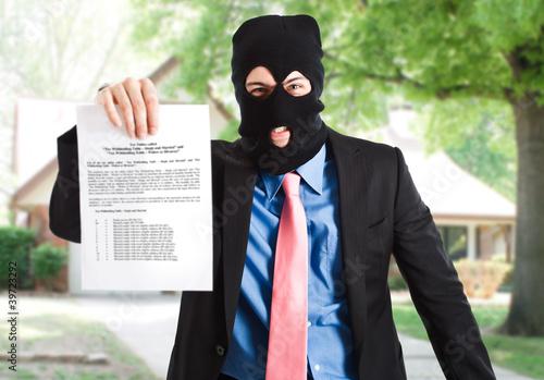 Modern thief