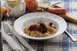 稻米与香肠 Arroz con salchicha Reis mit Wurst