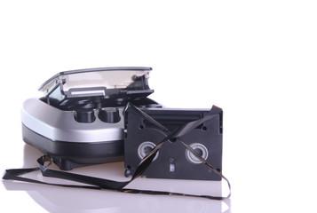 cassette rewinder