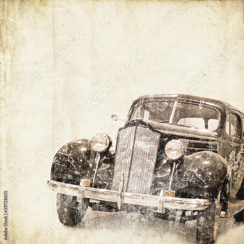 retro background © determined
