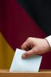 Wahlurne Bundesrepublik Deutschland