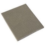 Sample of acoustic insulation for soundproofing floor