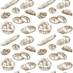 chleb - wzór
