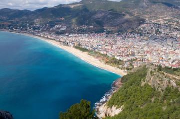 Kleopatra-Strand - Alanya - Türkei