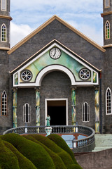 Church in Zarcero, Costa Rica