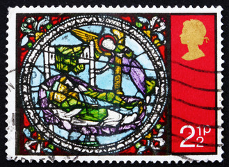 Postage stamp GB 1971 Dream of the Kings