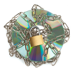 Lock disk