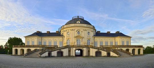 Panorama Schloss Solitude Stuttgart