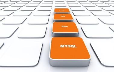 3D Pads Orange - HTML CSS PHP MYSQL 7