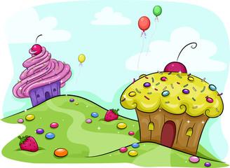 Cupcake Land