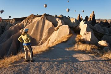 Cappadocia baloon fun.