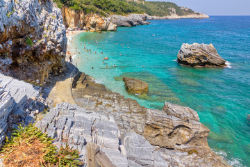 Mylopotamos beach, Pelio, Thessaly, Greece