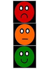 Semaphore or traffic light
