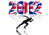 2012 Union Flag and Sprinter. vector file
