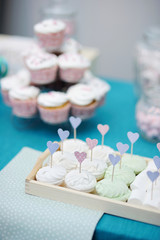 Wedding marshmallows