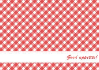 Tovaglia Rossa Uk. -Fast Food