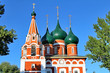 Постер, плакат: Archangel Michael church in Yaroslavl Russia