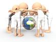 Team spirit, debate about the Earth