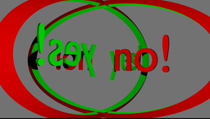 yes no - Video