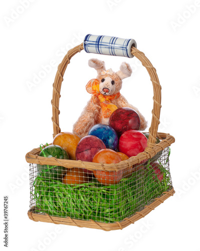 Easter bunny rabbit