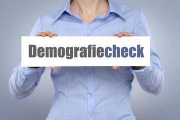 Demografiecheck