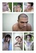 Homme, masculin, viril, mâle, nu, corps, sport, jeune