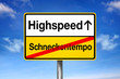 Highspeed Rate