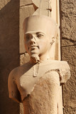Pharaoh Head, Karnak Temple - Egypt
