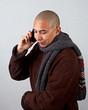 Talking on Smart Phone