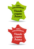 Label viande origine France