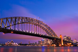 Sydney habour bridge - sydney city - Fine Art prints